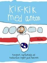 kik-kik med anton - bog