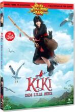 kiki - den lille heks - DVD