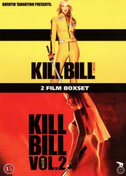 kill bill // kill bill 2 - DVD