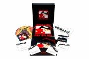 metallica - kill em all - deluxe box-set 4lp+5cd+dvd+book - cd