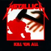 metallica - kill 'em all (remastered) - Vinyl / LP