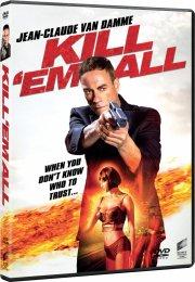 kill 'em all - DVD