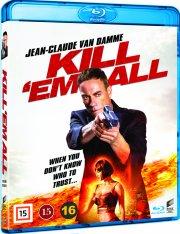 kill 'em all - Blu-Ray