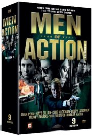 men of action - boks 2 - DVD