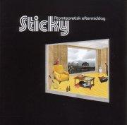 sticky - atomteoretisk eftermiddag - cd