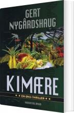 kimære - bog