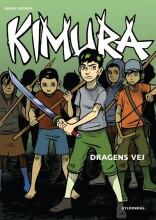 kimura - dragens vej - bog