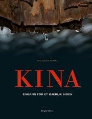 kina - engang for et øjeblik siden - bog