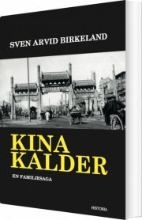 kina kalder - bog