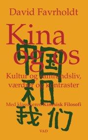 kina og os - bog