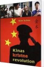 kinas kristne revolution - bog