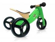 kinderfeets tinytot trehjulet balancecykel / løbecykel - grøn - Udendørs Leg