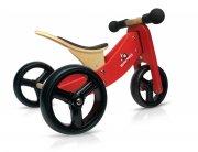 kinderfeets tinytot trehjulet balancecykel / løbecykel - rød - Udendørs Leg