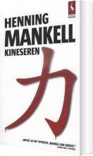 kineseren - bog