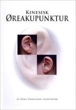 kinesisk øreakupunktur - bog