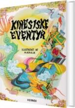 kinesiske eventyr - bog