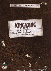 king kong production diary - peter jackson - DVD
