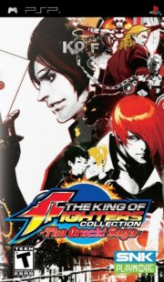 king of fighters orochi saga-nla - psp
