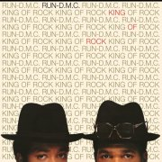 run dmc - king of rock - Vinyl / LP