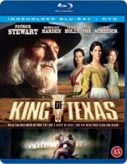 king of texas  - Blu-Ray + Dvd