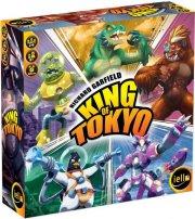 king of tokyo brætspil - dansk - Brætspil