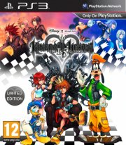 kingdom hearts hd 1.5 remix limited edition - PS3