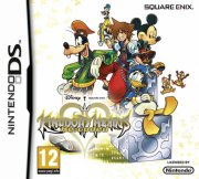 kingdom hearts: re:coded - nintendo ds