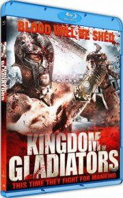 kingdom of gladiators - Blu-Ray