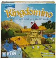 kingdomino - brætspil - engelsk - Brætspil