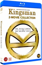 kingsman 1: the secret service // kingsman 2: the golden circle - Blu-Ray