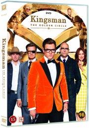 kingsman 2: the golden circle - DVD