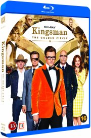 kingsman 2: the golden circle - Blu-Ray