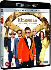 kingsman 2: the golden circle - 4k Ultra HD Blu-Ray