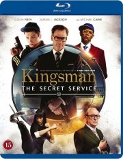 kingsman: the secret service - Blu-Ray