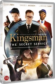 kingsman: the secret service - DVD