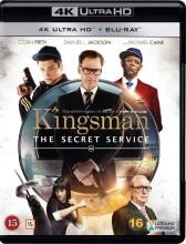 kingsman: the secret service - 4k Ultra HD Blu-Ray