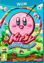 kirby and the rainbow paintbrush - wii u