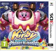 kirby planet robobot - nintendo 3ds