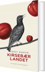 kirsebærlandet - bog