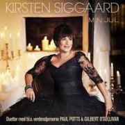 kirsten siggaard - min jul - cd