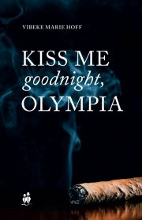 kiss me goodnight, olympia - bog
