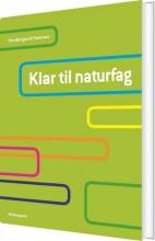 klar til naturfag - bog