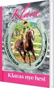 klaras nye hest - bog
