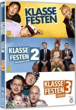 klassefesten 1 // 2 // 3 - DVD