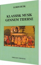 klassisk musik gennem tiderne - bog