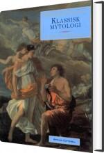 klassisk mytologi - bog