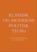 klassisk og moderne politisk teori - bog