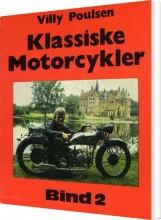 klassiske motorcykler - bind 2 - bog
