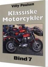 klassiske motorcykler - bind 7 - bog