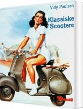 klassiske scootere - bog